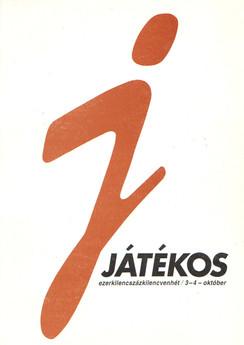 JÁTÉKOS 97/3-4 - október