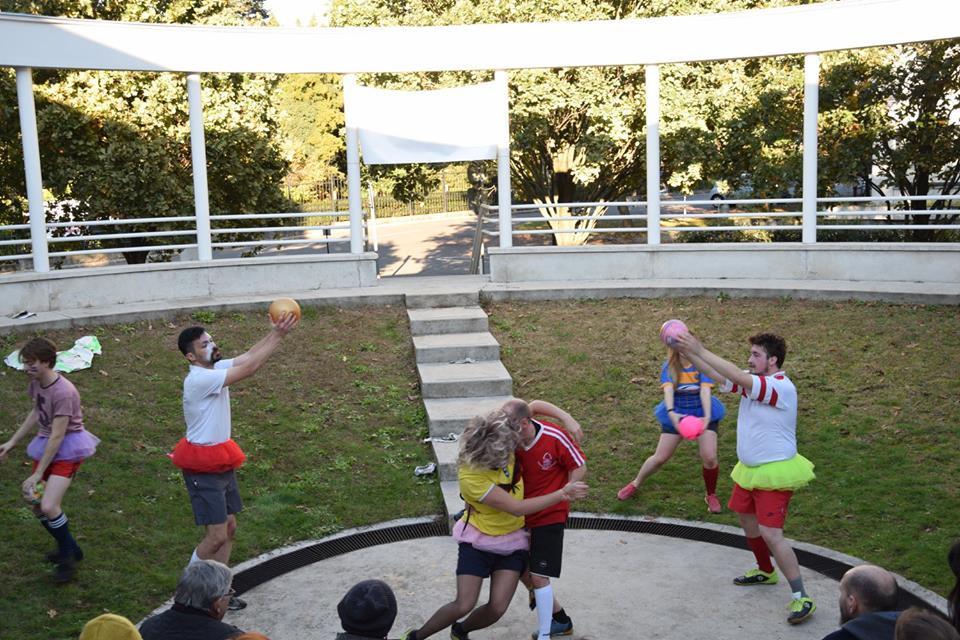 ÜBÜ FC a DESZTI-n