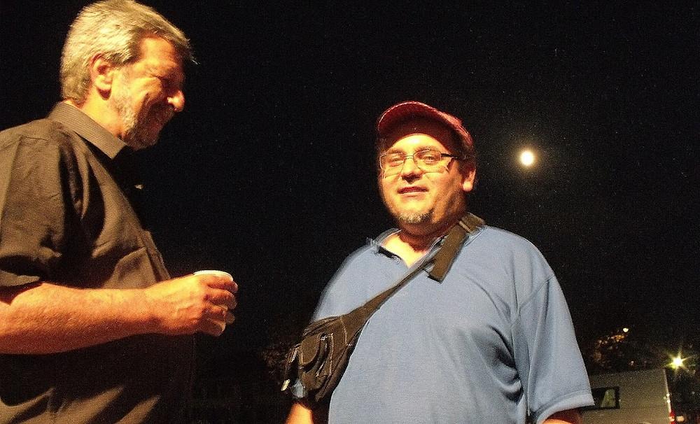 Nagy András László és Pap Gábor