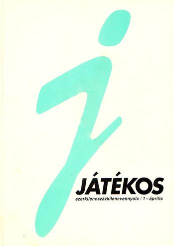 JÁTÉKOS 98/1 - április