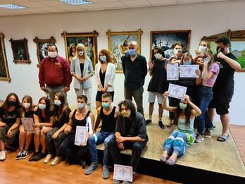 A Club Színház nyerte az Impro-döntőt