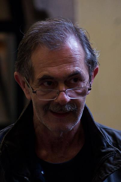 Solténszky Tibor (fotó: Fekete Attila)