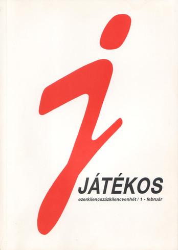 JÁTÉKOS 97/1 - február