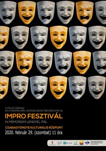 Impro fesztivál Békéscsabán - Felhívás