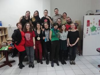 """""""Élettel teli"""" - Proscenion Drámaszínpad 2019."""