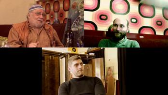 Don Quijote és a lehetetlen színháza - Regős János, Gal Patrik és Formanek Csaba beszélgetése