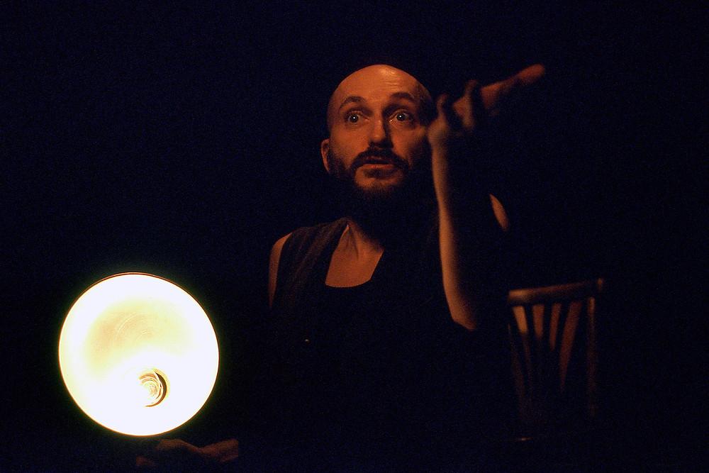Diogenész a Patyolatban (fotó: Szőke Dániel)