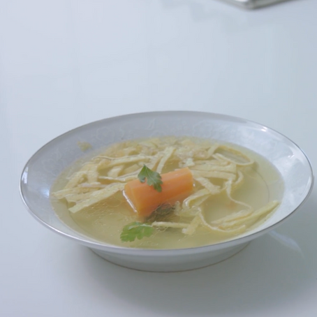 Classic Chicken Soup You Can Be Eating in an Hour