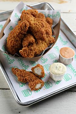 Double Crunch Chicken