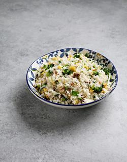 Veg, fried rice