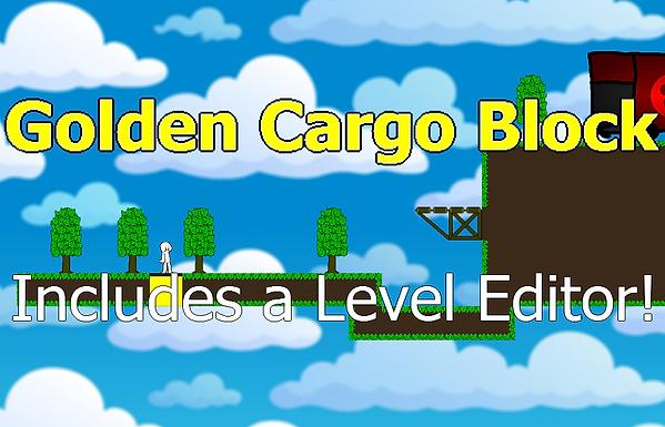Golden Cargo Block