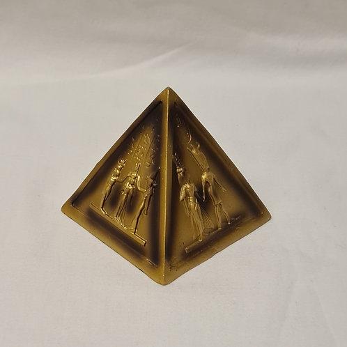 Golden Egytain Obelisk