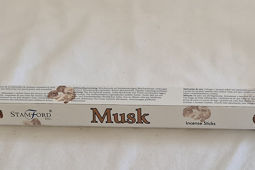 Musk Hex Premium Incense Sticks