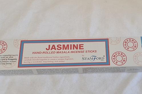 Incense Sticks Hand Rolled Masala Jasmine