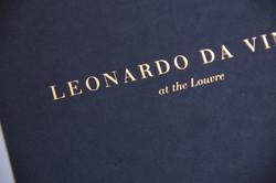 Invitation Leonardo Da Vinci