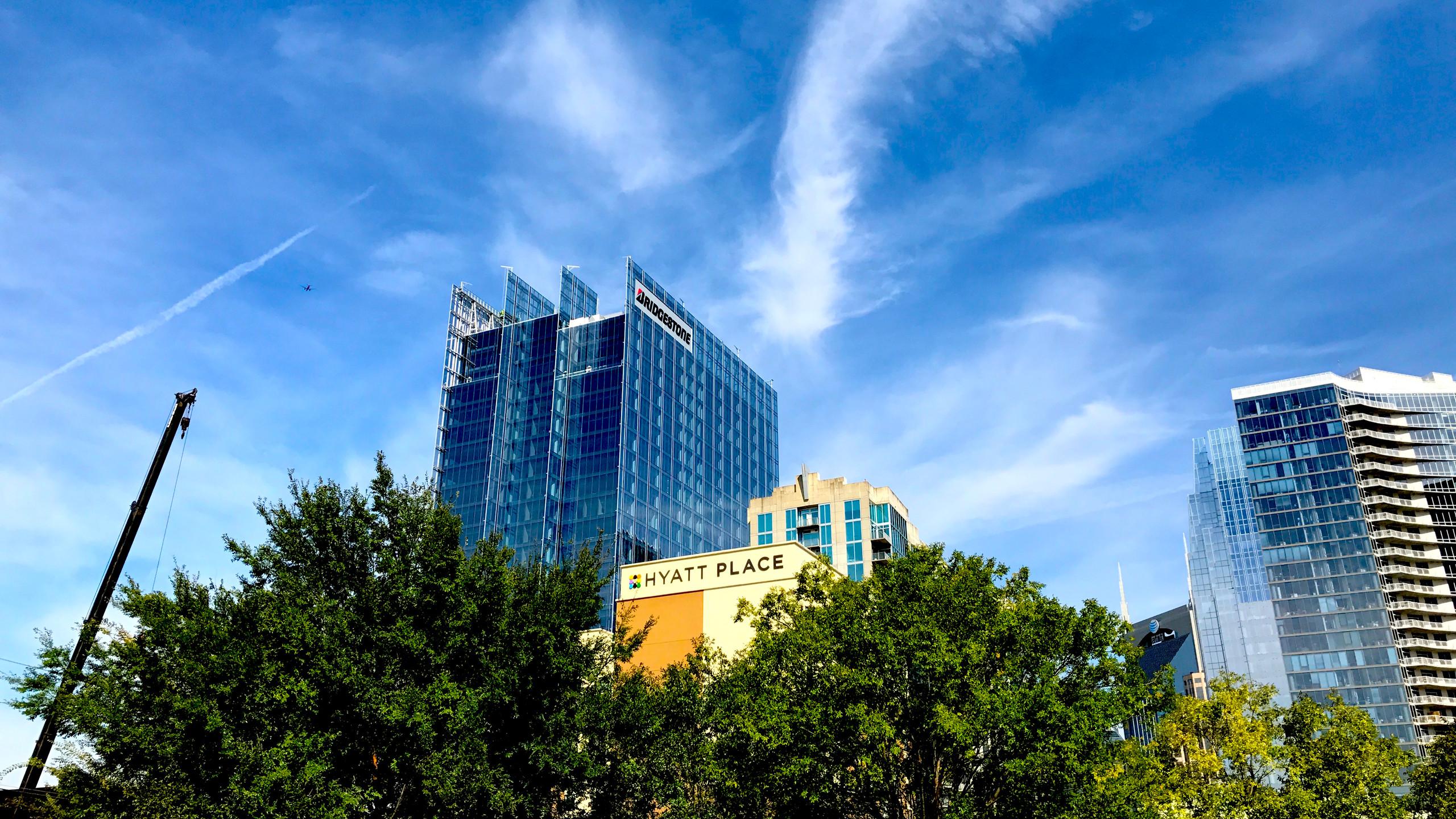 Nashville Sky Scrapers