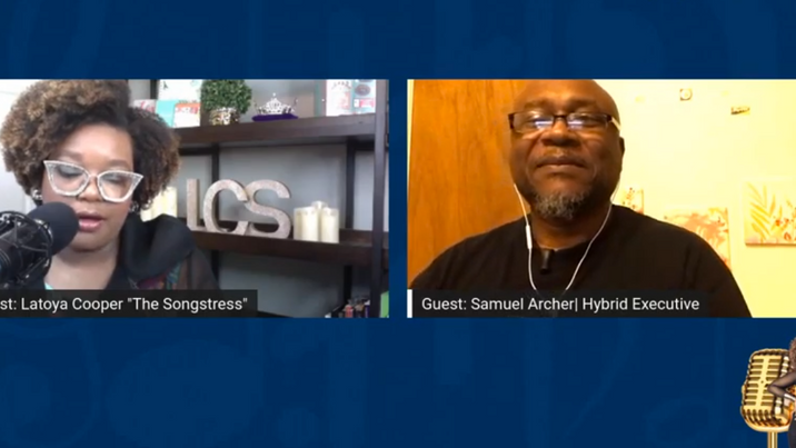 Hybrid Executive's   New Terminology and Responsibilities of Today's Indie Artists w/ Samuel Archer.