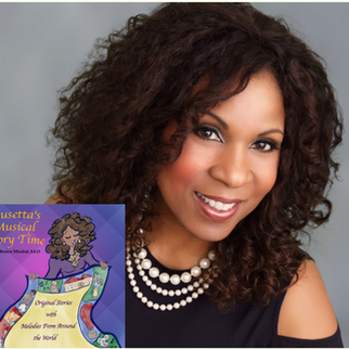 "Lori Brown Mirabal Releases ""Musetta's Musical Story Time."""