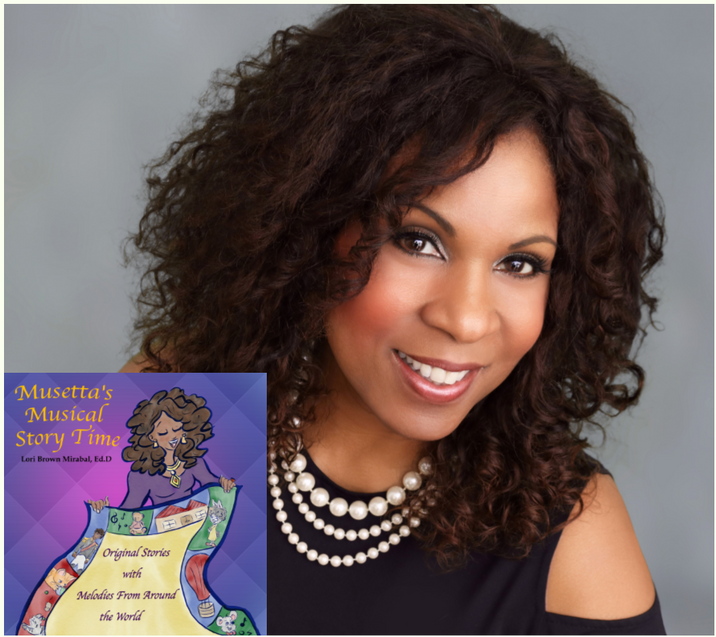 """Lori Brown Mirabal Releases """"Musetta's Musical Story Time."""""""