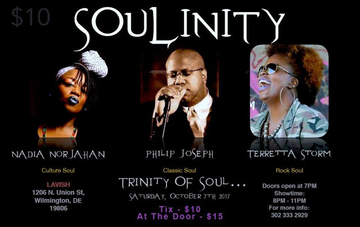 SOULINITY Comes to LAVISH 10.7.2017