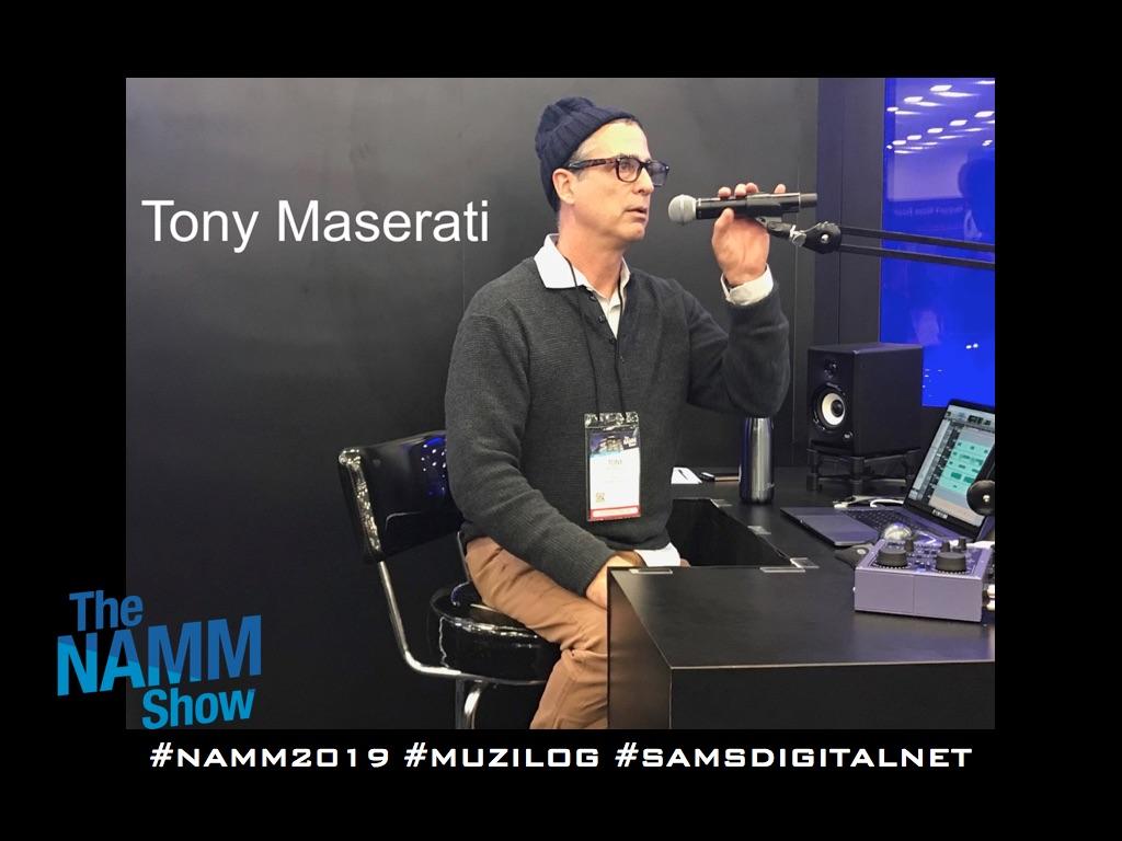 Tony Maserati