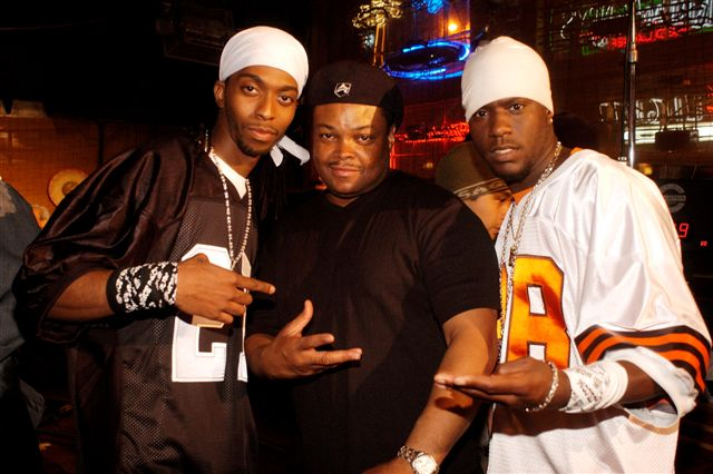 Producer Director Frazier Prince & 2B on UH OH Music Video Set-2
