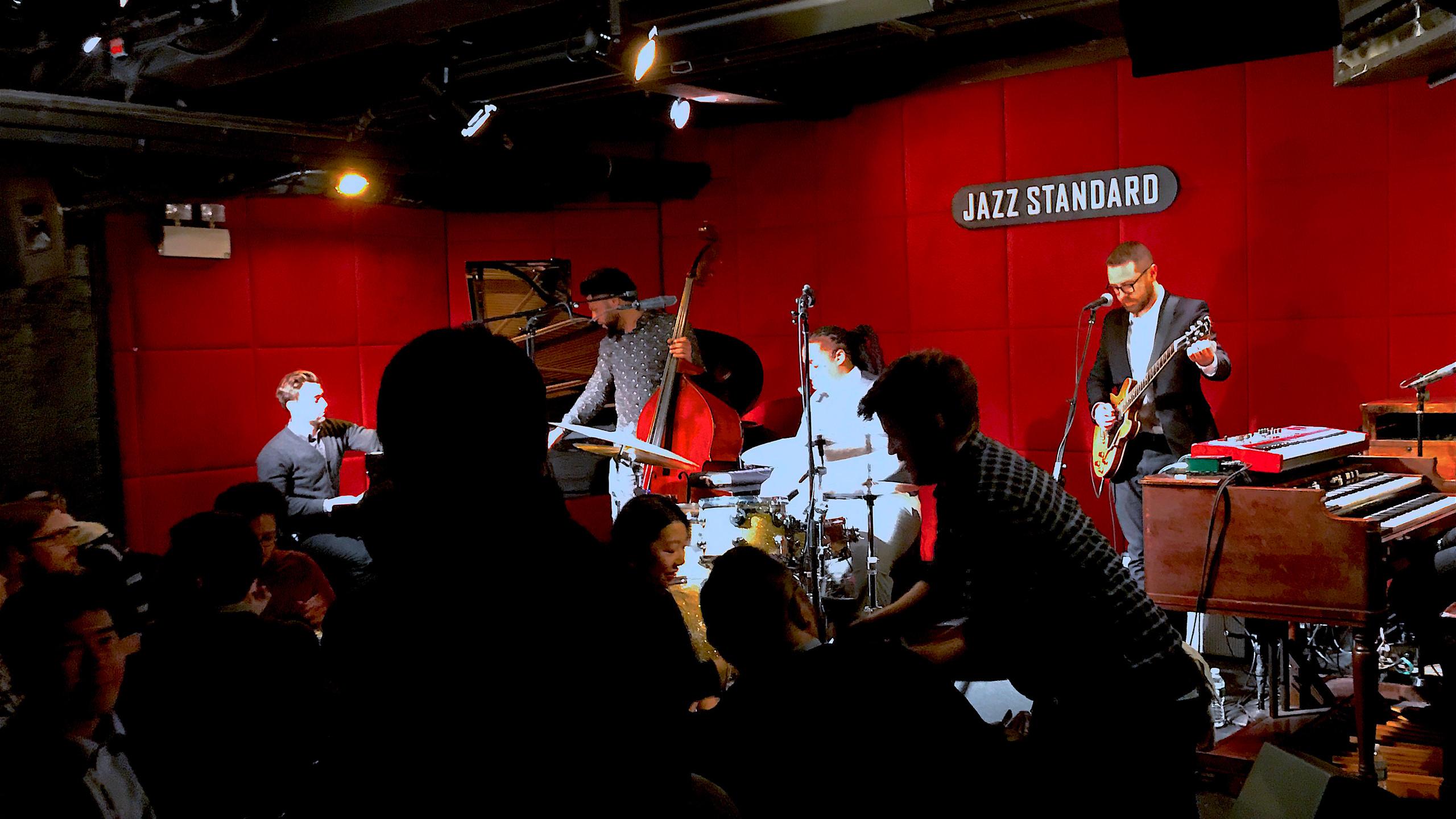 It's begun Jamison Ross_Jazz Standard