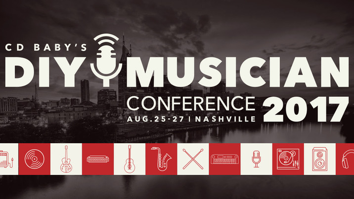 CD BABY's DIY Musician Conference 2017 has Kicked Off!