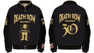 Death Row Records Collaborates with Designer, Jeff Hamilton for Limited Run of Varsity Jackets