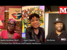 Breakin' The Dance Floor with Stix Bones & Imani Coppola [Interview]