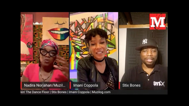 Breakin' The Dance Floor with Stix Bones & Imani Coppola [Interview]