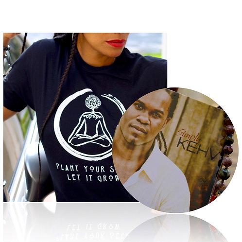 Bracelet, Album and T-Shirt