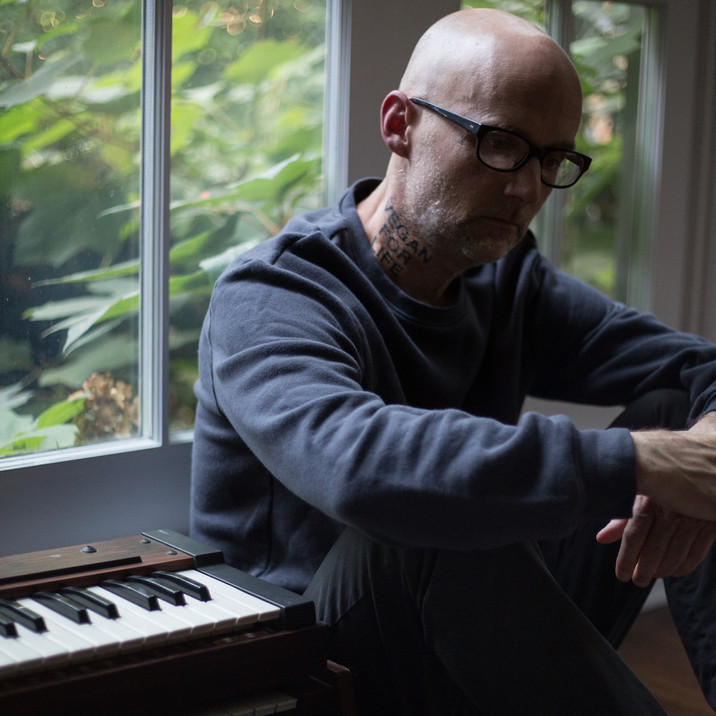 "Moby Shares New Song And Video ""Too Much Change""; New Album Out May 15"