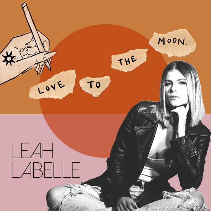Leah LaBelle's Posthumous EP, Love To The Moon, Is Released Today!