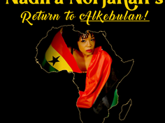 Nadira Norjahan's Return To Alkebulan | NOW AVAILABLE EXCLUSIVELY ON BANDCAMP