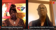 MUZILOG & MUZILOG WOMAN's Interview with Debra Hare-Bey