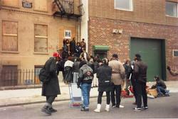 Rhonda Ross on Crackdown set in Activist Scene 001