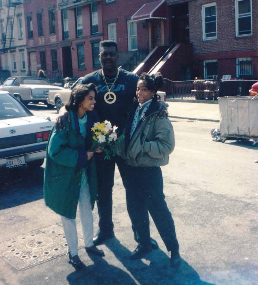 Rhonda Ross and Stu Large Riley