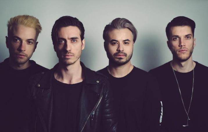 "Young Guns Stream New Album ""Echoes"" via FUSE!"