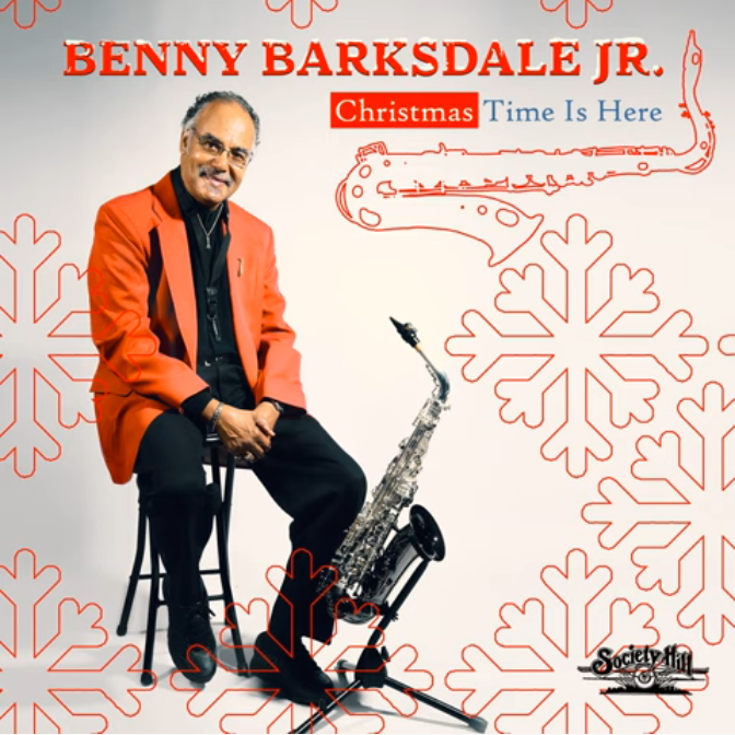 Benny Barksdale JR: This Is Christmas Time [Interview with Nadira Norjahan]