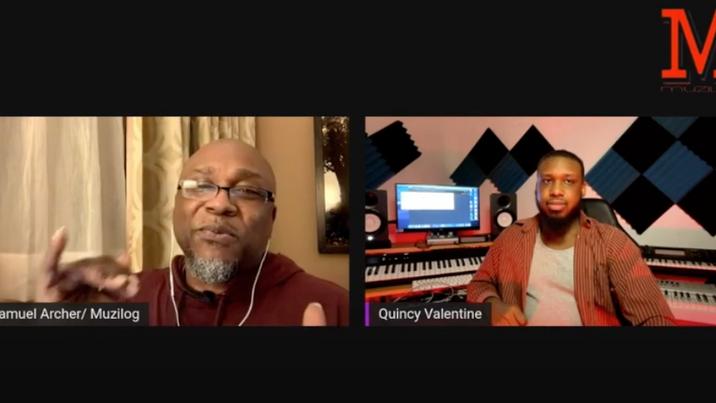 Quincy Valentine Releases New EP: Valentine's Day