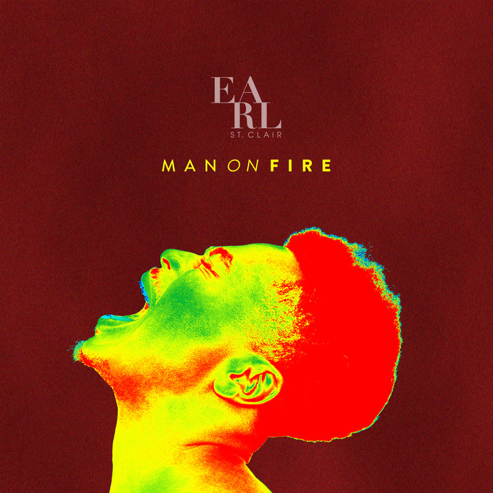 "Earl St. Clair releases, ""Man On Fire."""