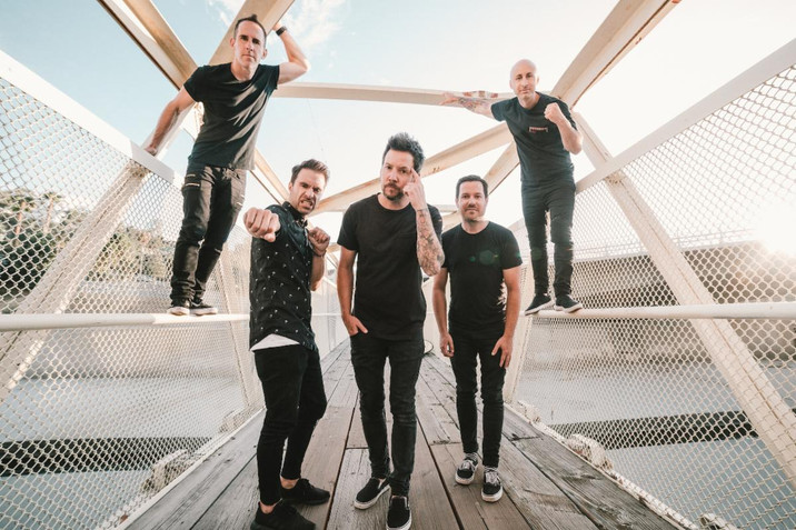 Simple Plan Touring This Fall with State Champs & We The Kings
