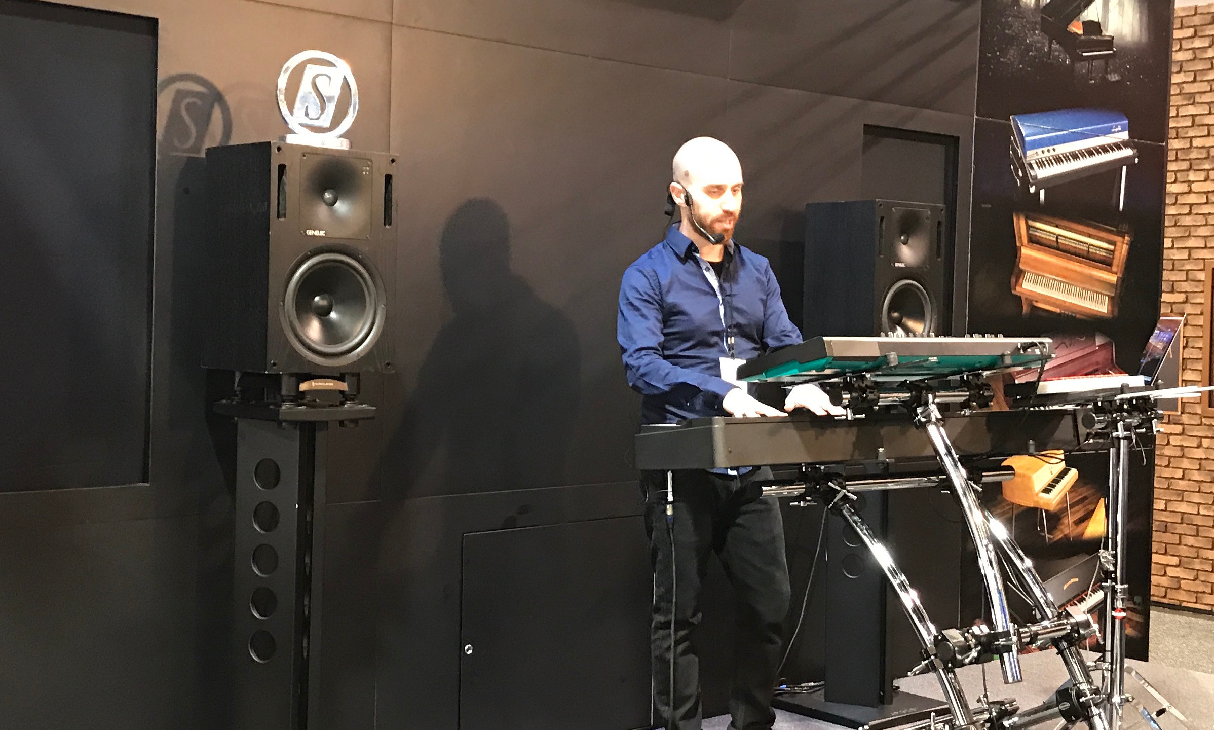 Demonstration NAMM 2018