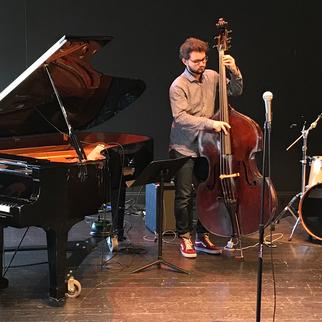 Jazz Concert Intermission with Jazzist, Luke Carlos O'Reilly