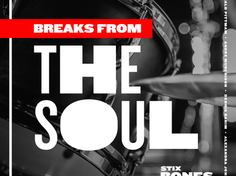 "STIX BONES LAUNCHES ""BREAKS FROM THE SOUL."""