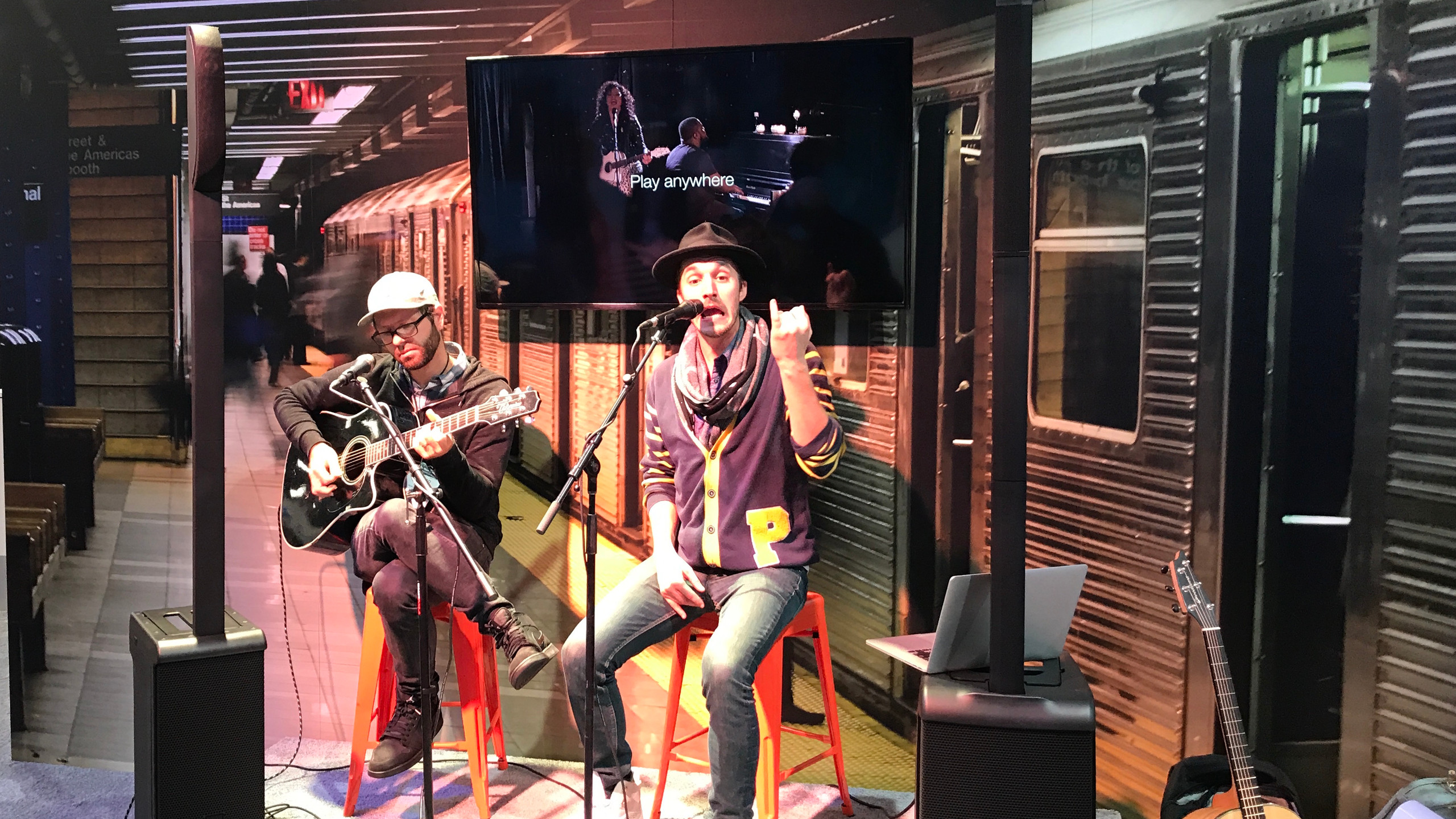 Performers_ NAMM2018