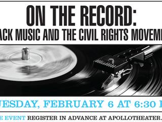 Mtume is a panelist for Apollo Live Wire Feb 6th, 2018