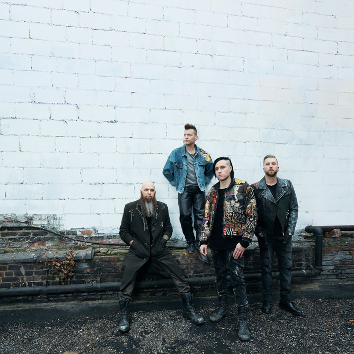 Three Days Grace Announce 22-Date Tour With Avenged Sevenfold & Prophets Of Rage