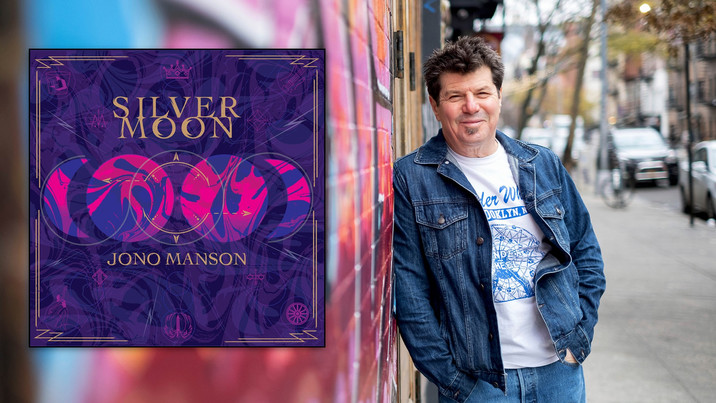 """Jono Manson Wants To Get """"Home Again To You"""""""